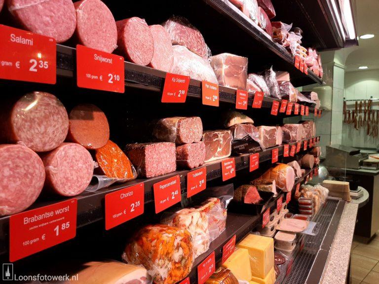 Winkel slagerij William Martens