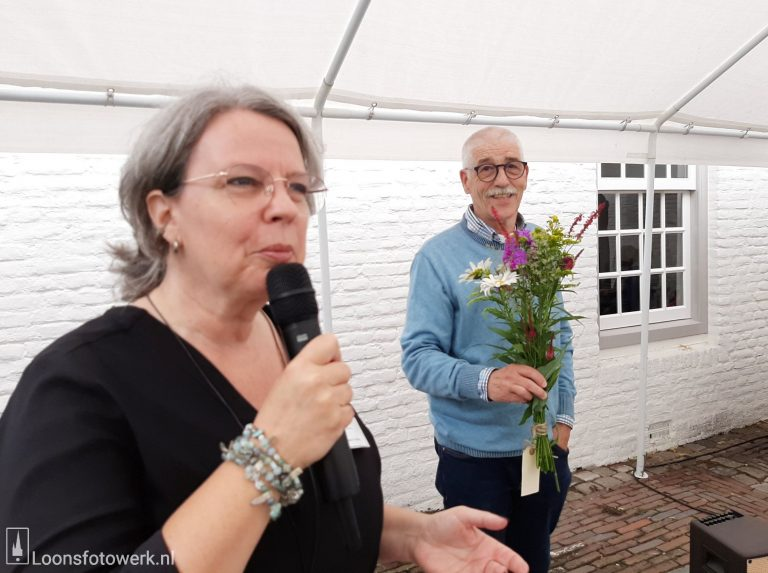 Presentatie boek Charles Aerssens & Theo Haln