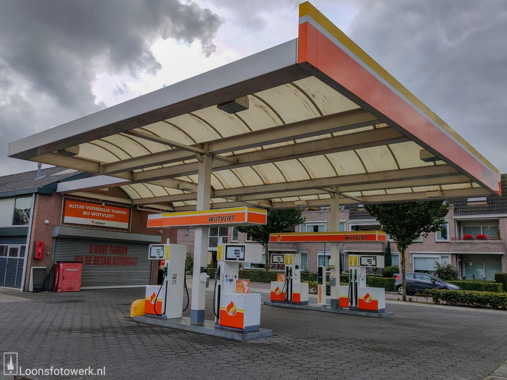 Tankstation Wijtvliet