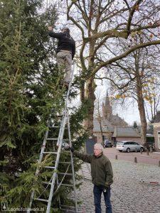 Grote Kerstboom Oranjeplein