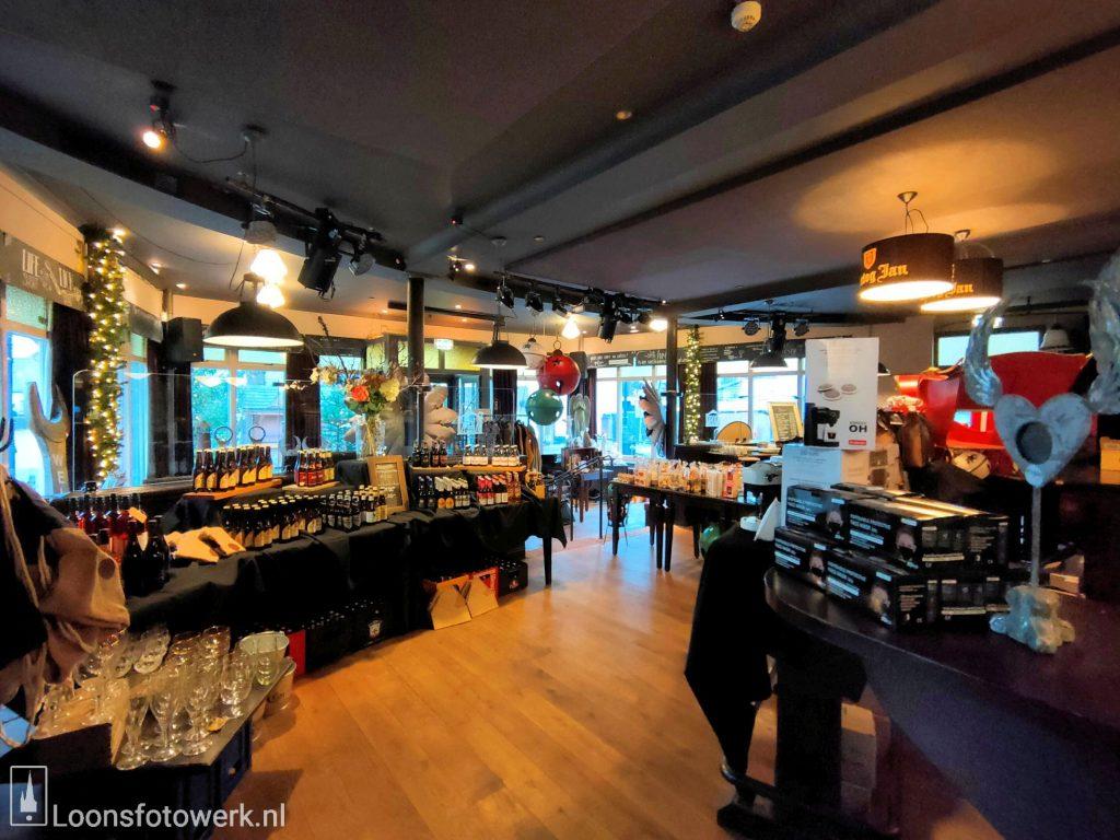 Kerst pop-up shop De Kiosk