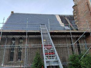 Reparatie daken St Janskerk