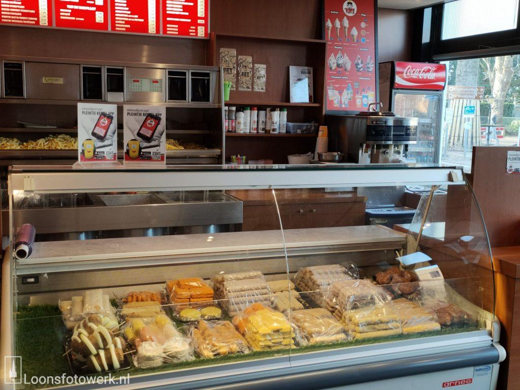 Loonse cafetaria's in kerst- Coronatijd – Cafetaria 't Pleintje