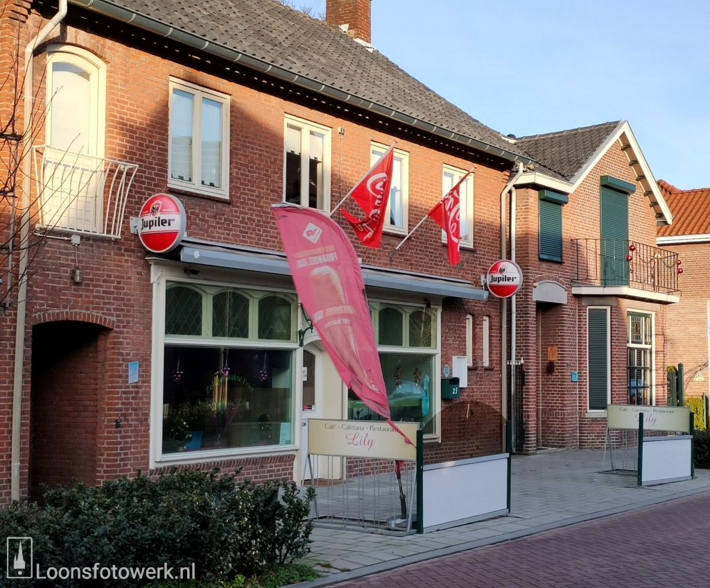 Loonse cafetaria's in kerst- Coronatijd, Cafetaria Lily