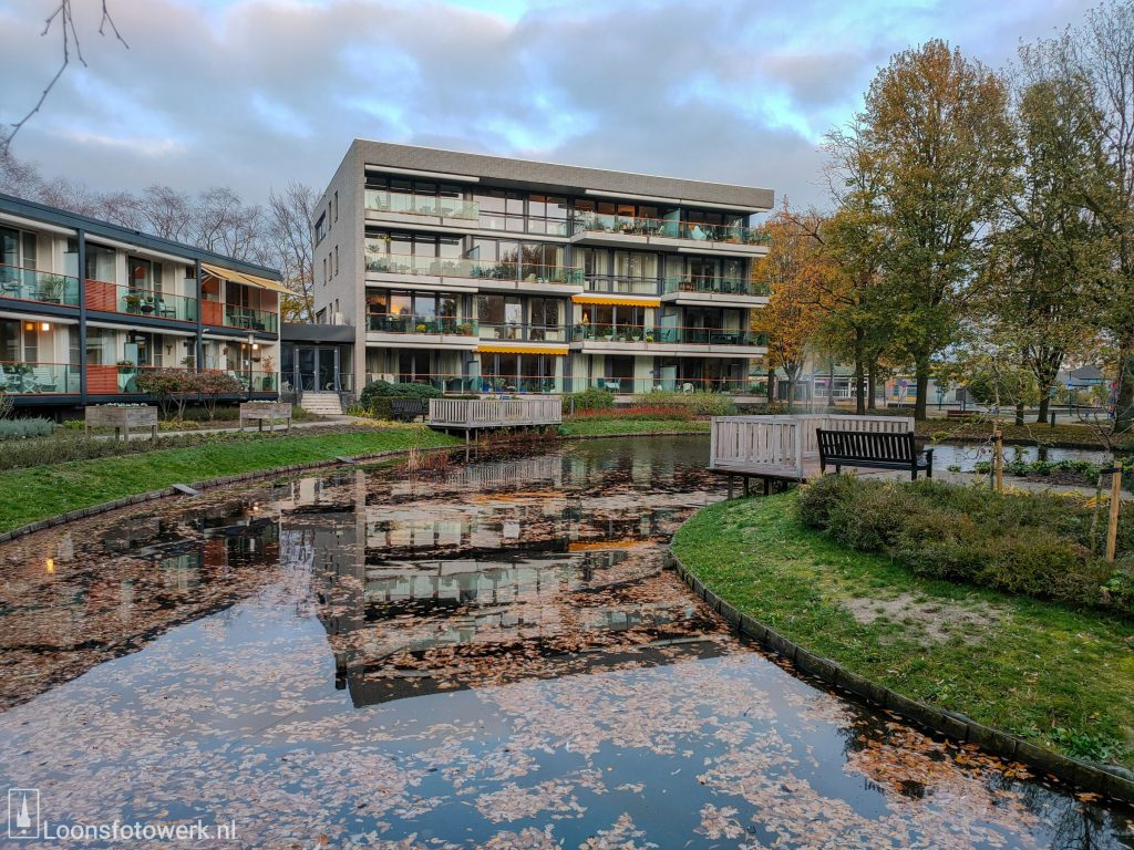 Parkje Residentie Molenwijck