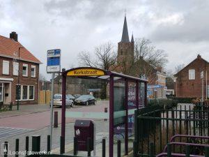 Bushalte Kerkstraat