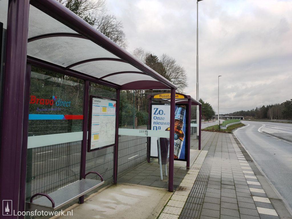 Bushalte Busstation