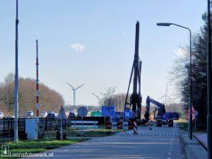 Aanleg fietspad Heideweg