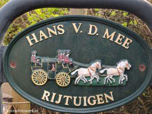 Hans van der Mee Rijtuigen