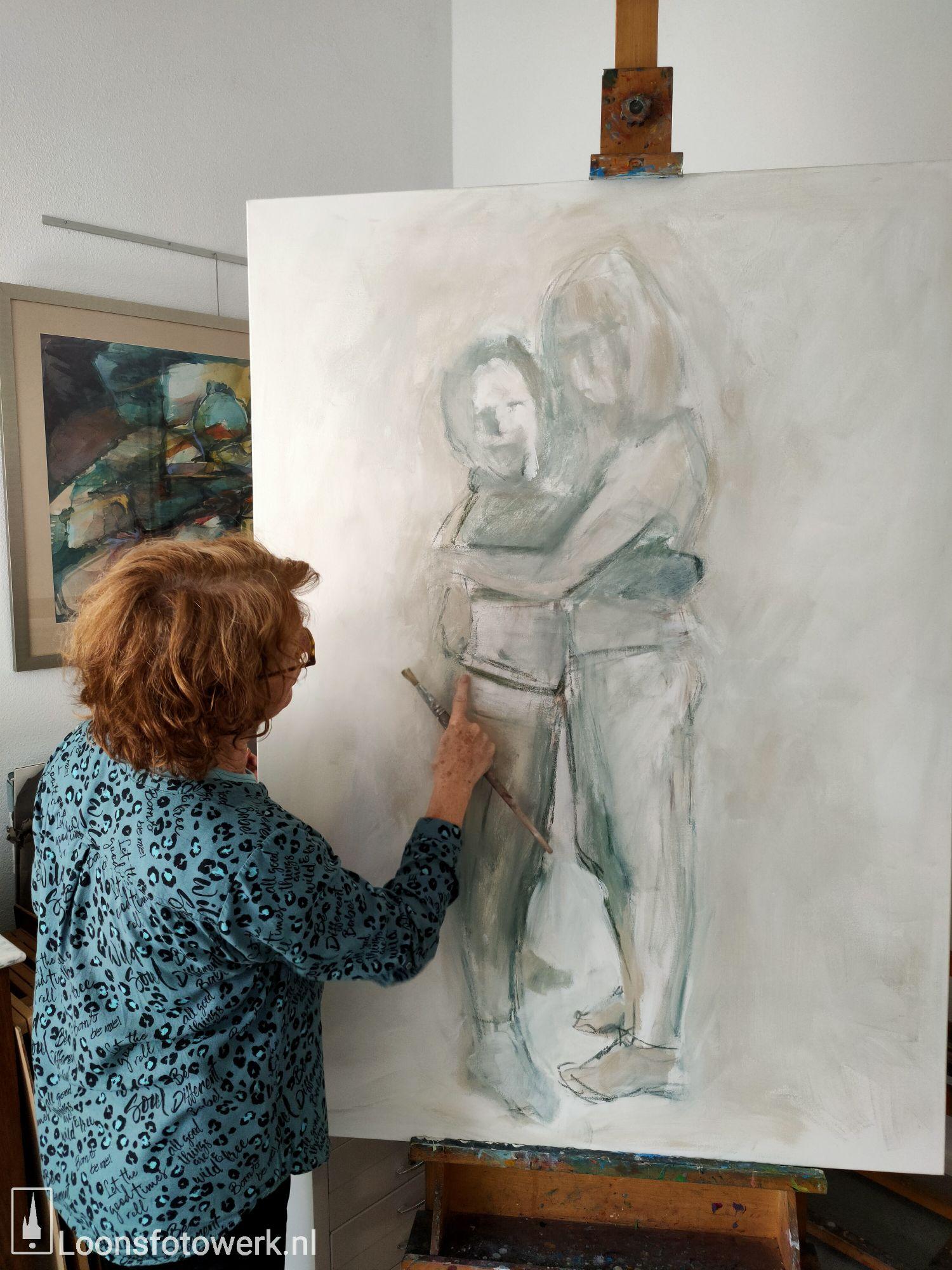 Els Smulders - Waijers, kunstenares in hart en nieren 9