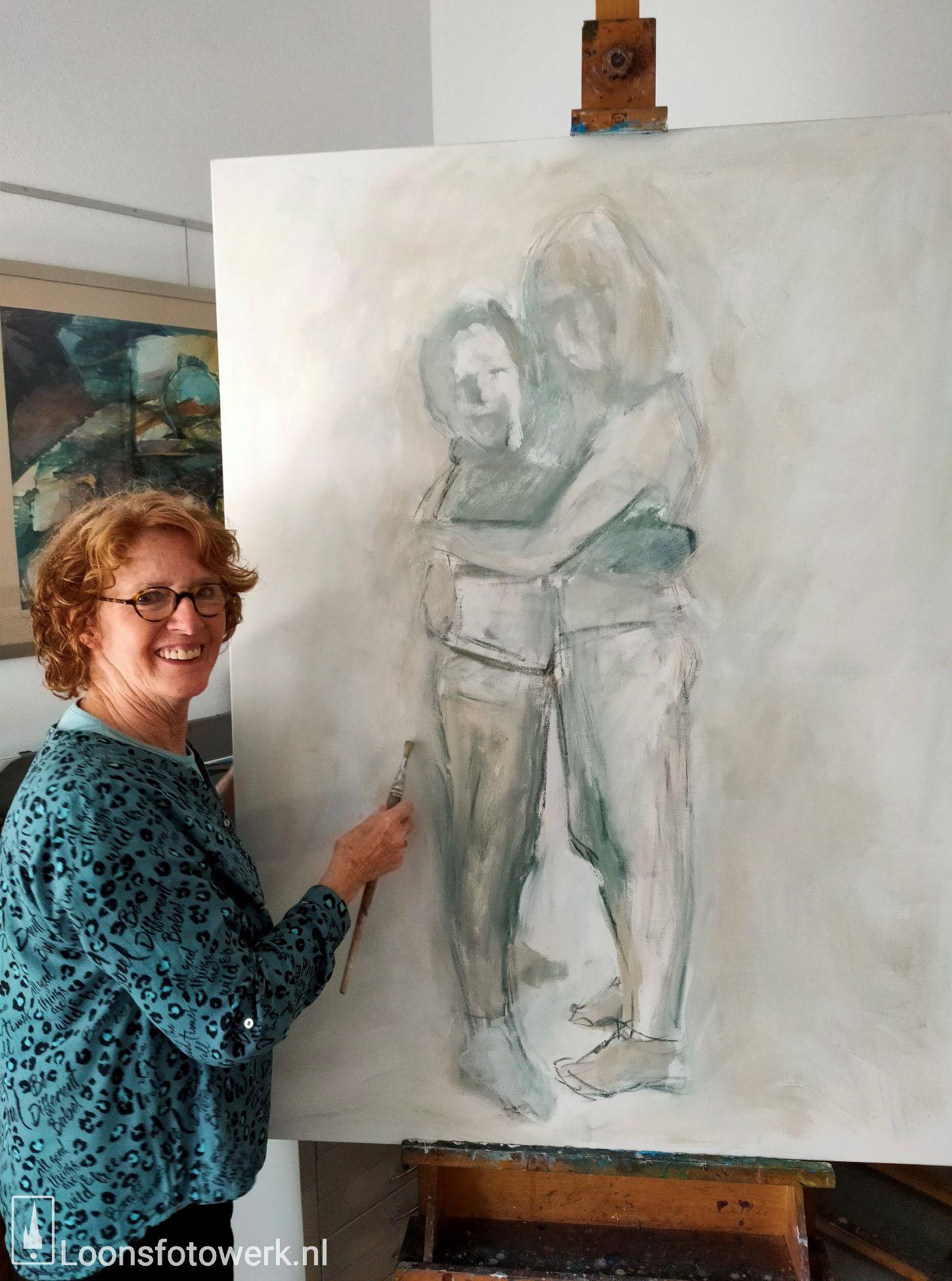 Els Smulders - Waijers, kunstenares in hart en nieren 10
