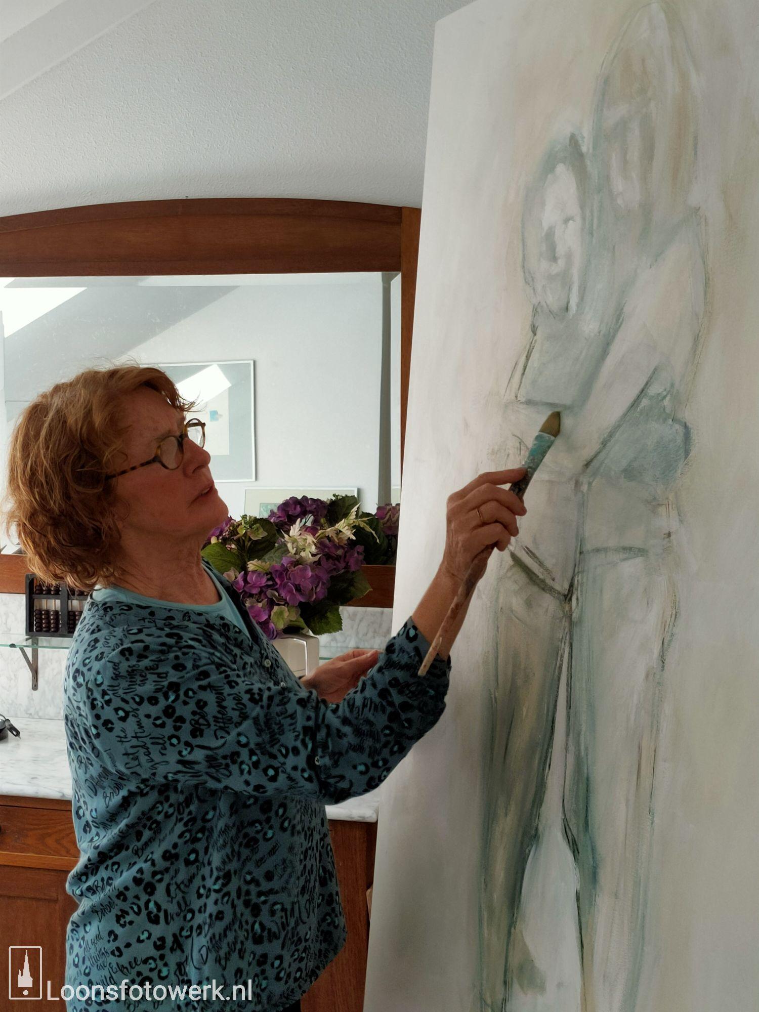 Els Smulders - Waijers, kunstenares in hart en nieren 11