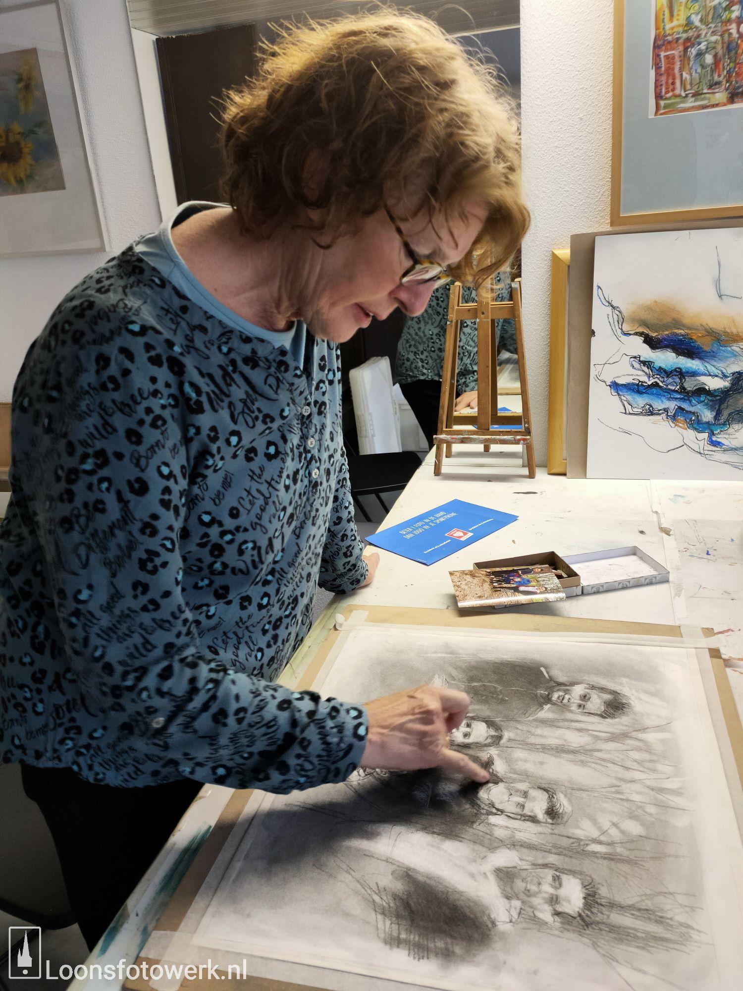 Els Smulders - Waijers, kunstenares in hart en nieren 12