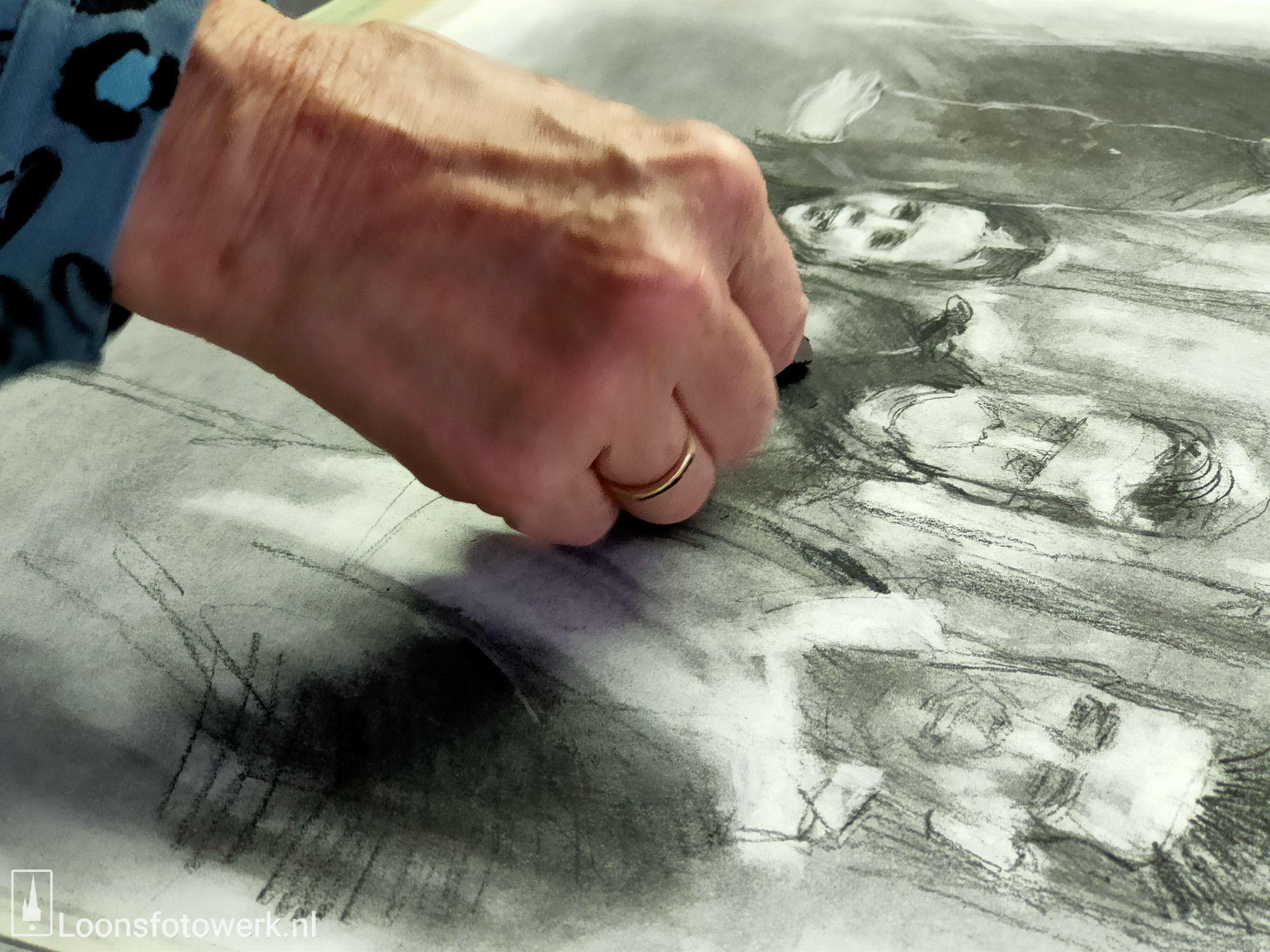 Els Smulders - Waijers, kunstenares in hart en nieren 13