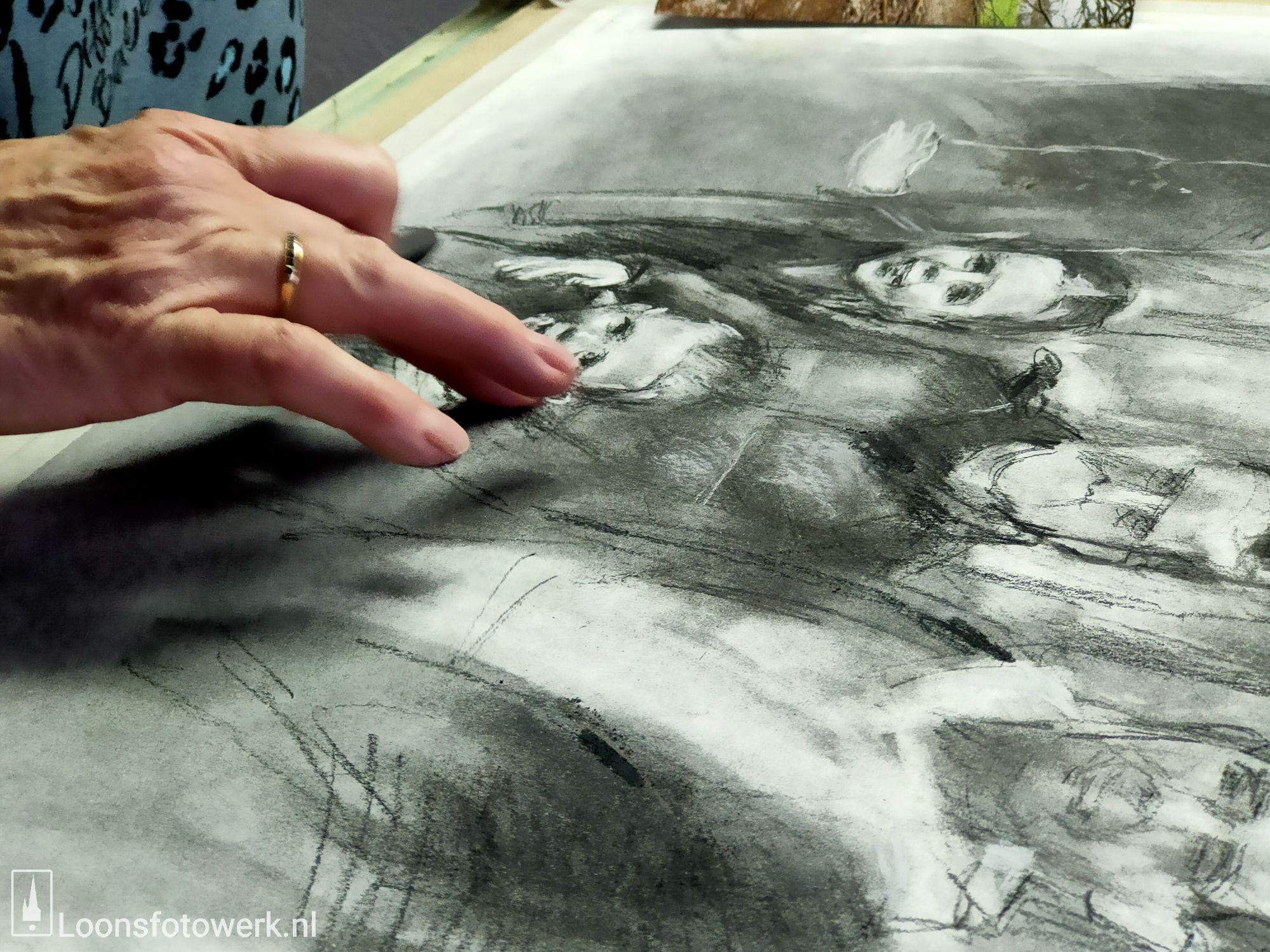 Els Smulders - Waijers, kunstenares in hart en nieren 14