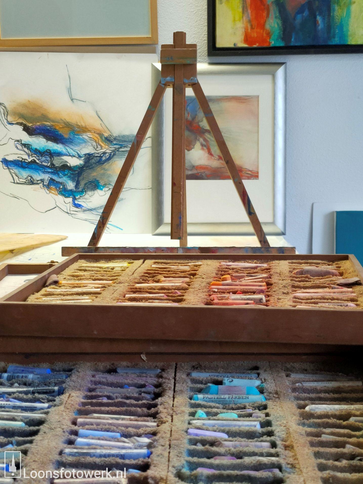 Els Smulders - Waijers, kunstenares in hart en nieren 7