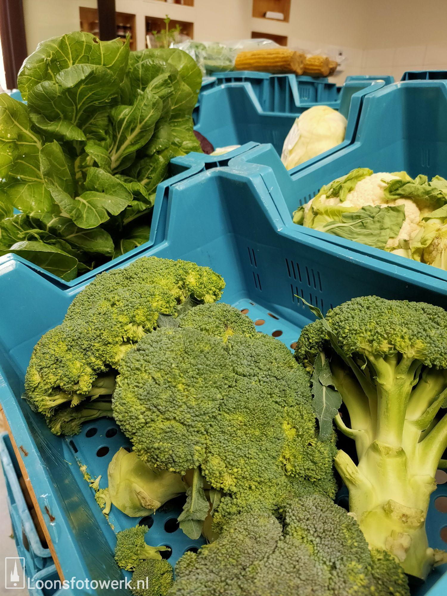 Sprankenhof, biologische groente- en fruitwinkel 34