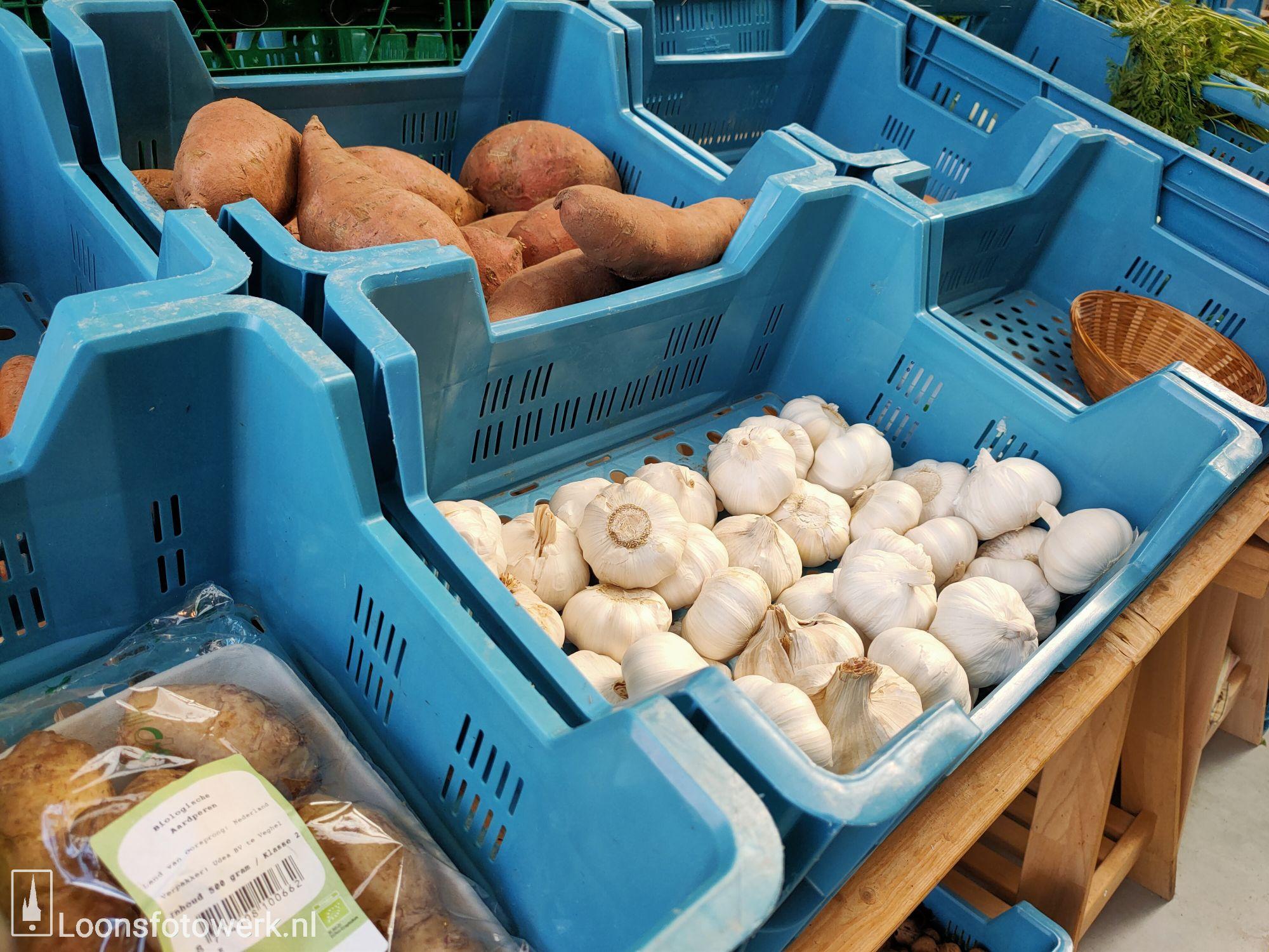 Sprankenhof, biologische groente- en fruitwinkel 36
