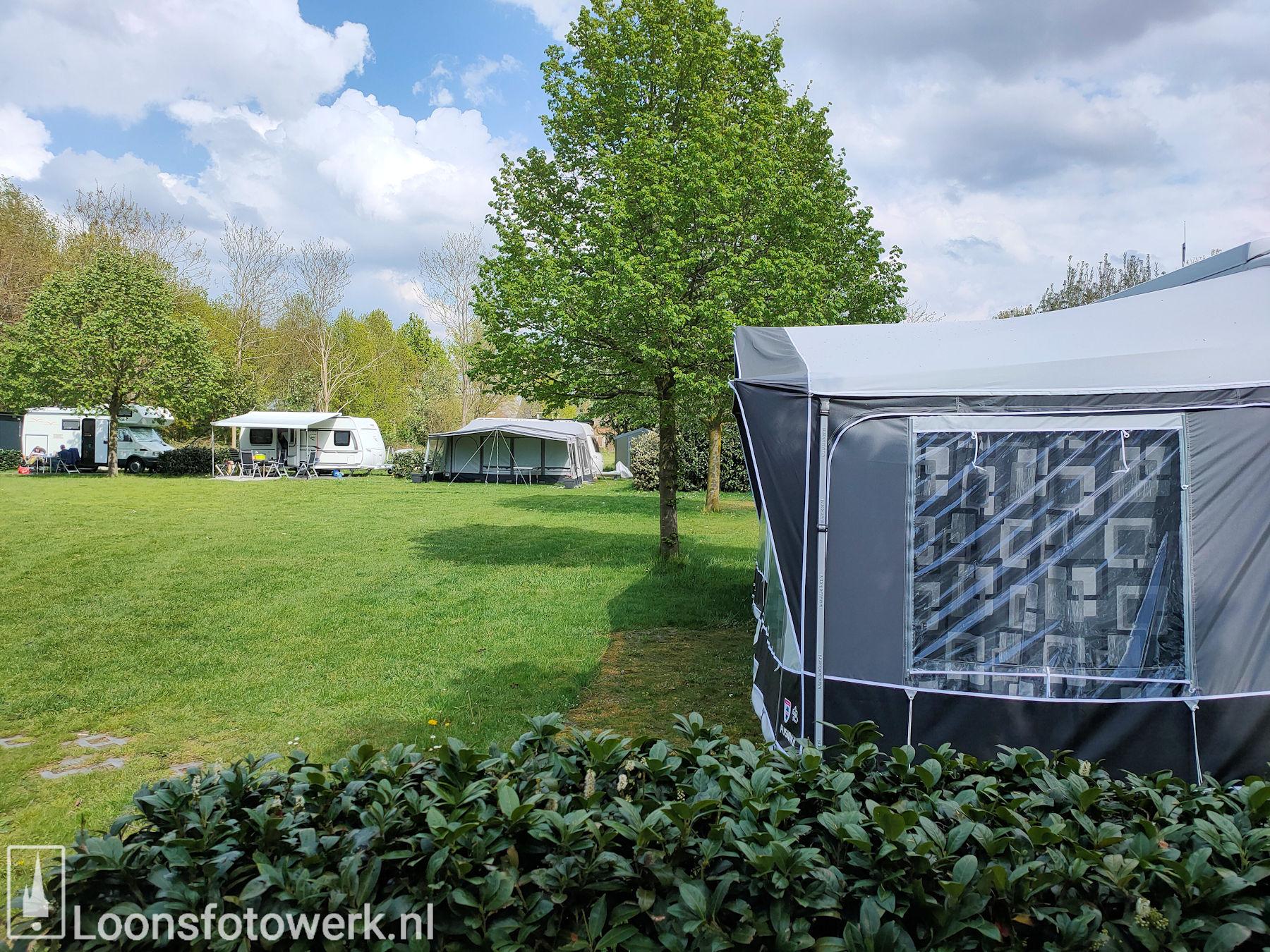 Luxe kamers en tenten bij De Zwammenberg 8