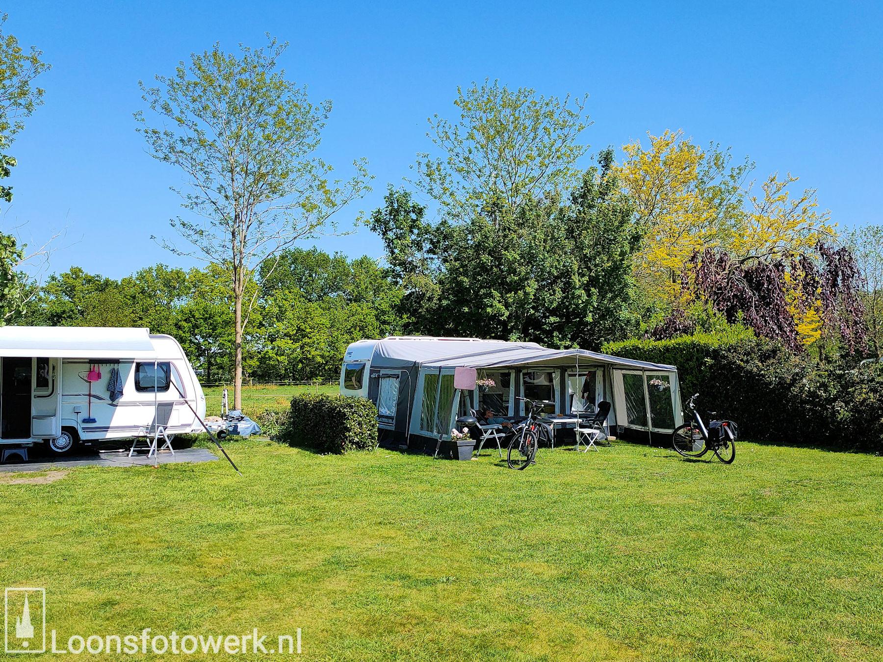 Luxe kamers en tenten bij De Zwammenberg 12