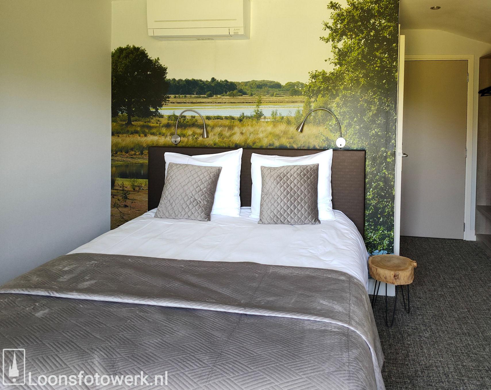 Luxe kamers en tenten bij De Zwammenberg 31
