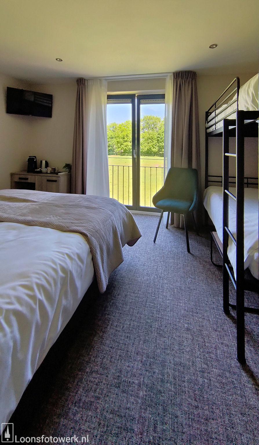 Luxe kamers en tenten bij De Zwammenberg 51
