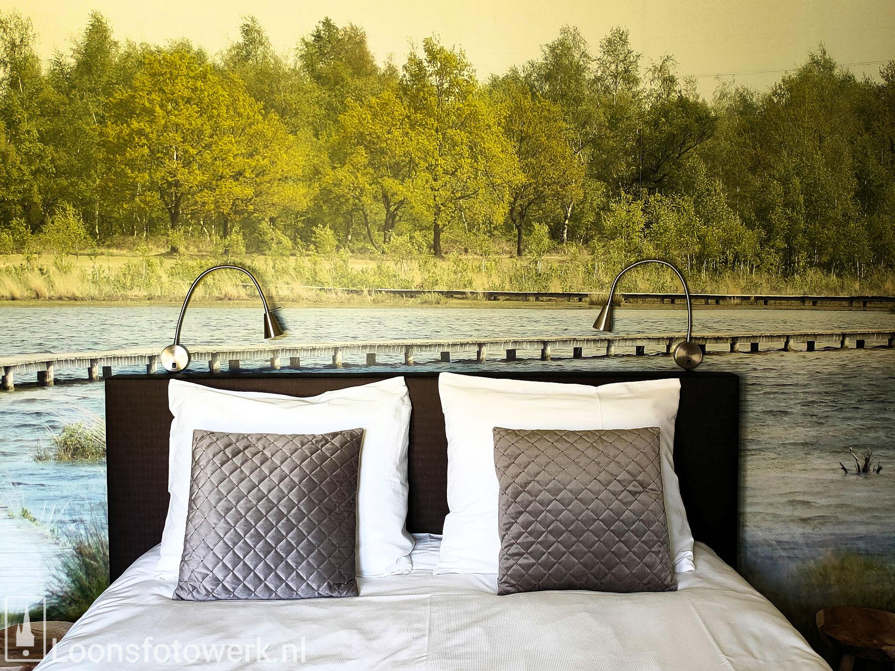 Luxe kamers en tenten bij De Zwammenberg 52