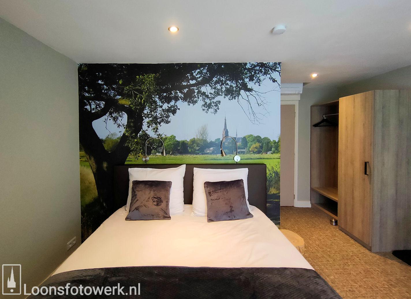 Luxe kamers en tenten bij De Zwammenberg 59