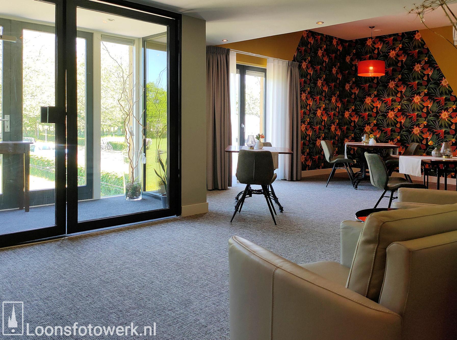 Luxe kamers en tenten bij De Zwammenberg 21