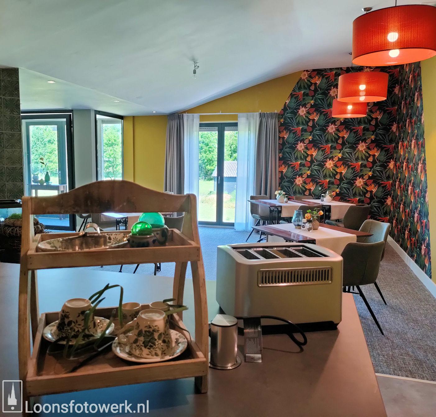 Luxe kamers en tenten bij De Zwammenberg 26