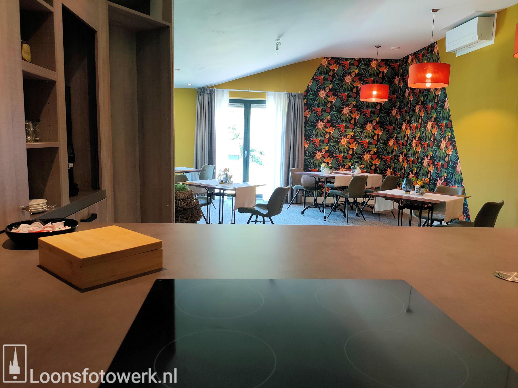 Luxe kamers en tenten bij De Zwammenberg 27