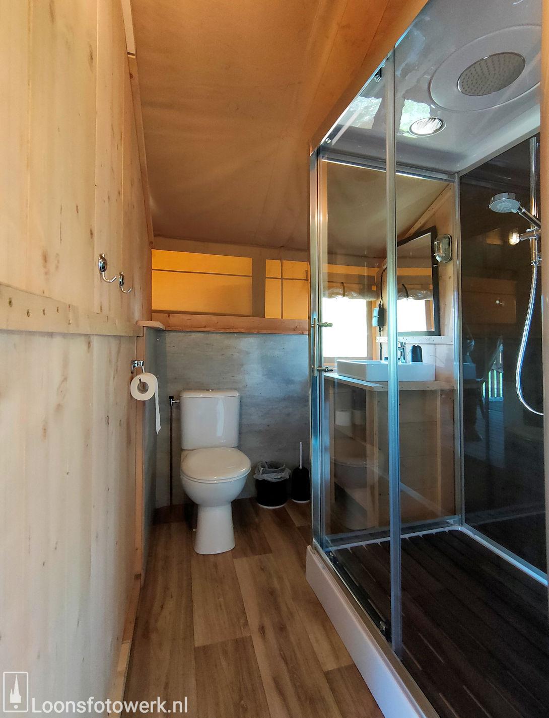Luxe kamers en tenten bij De Zwammenberg 81