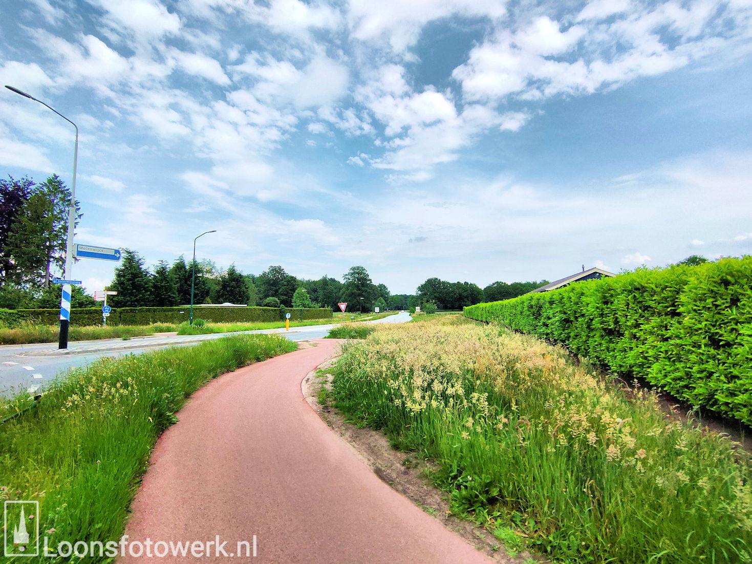 Rotonde Kasteellaan – Kasteelhoevenweg, juni 7