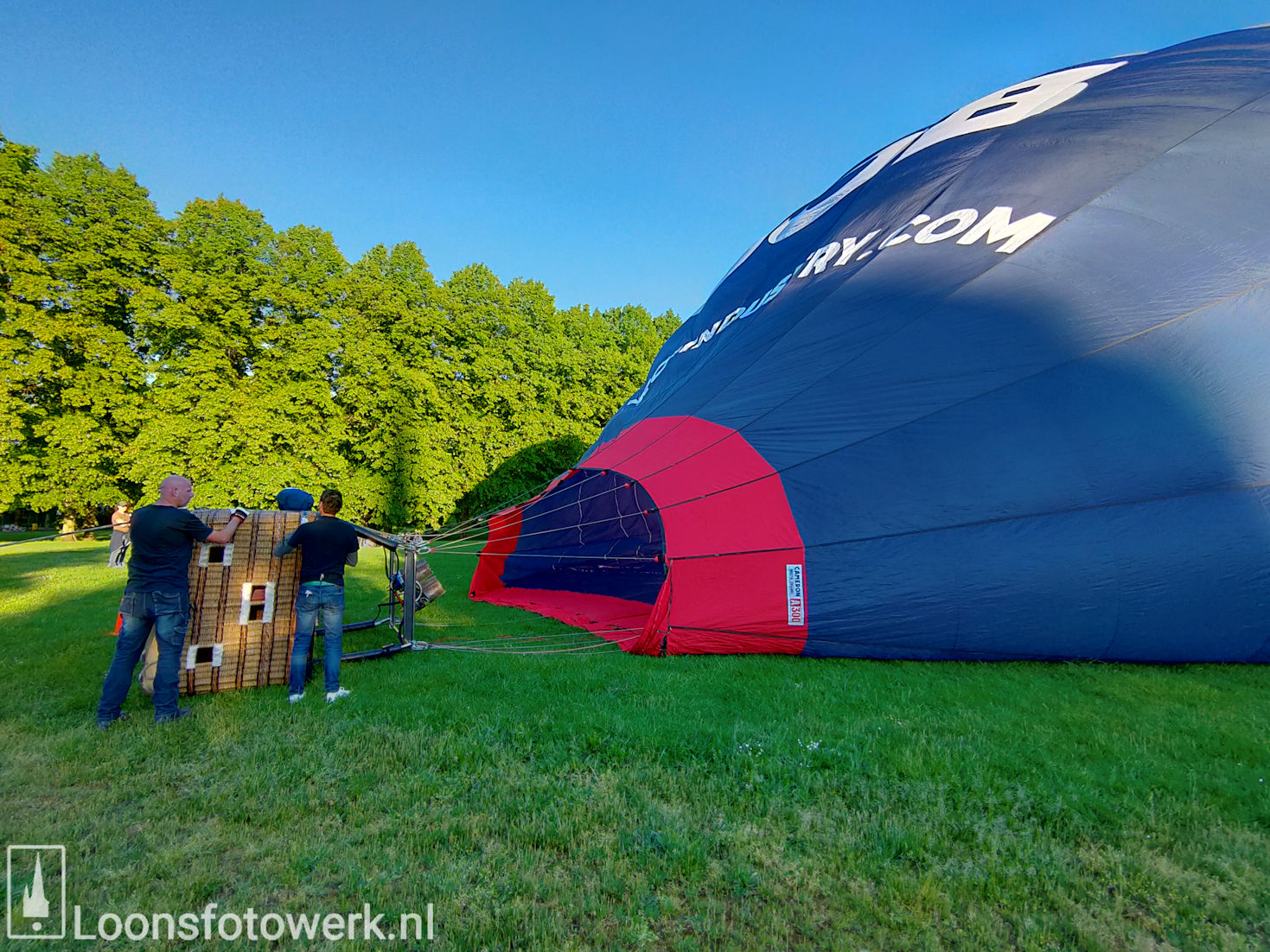 Ballonvaart vanaf de Kasteelweide 3