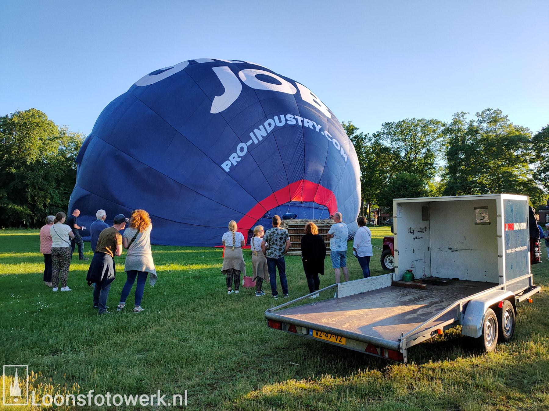 Ballonvaart vanaf de Kasteelweide 5