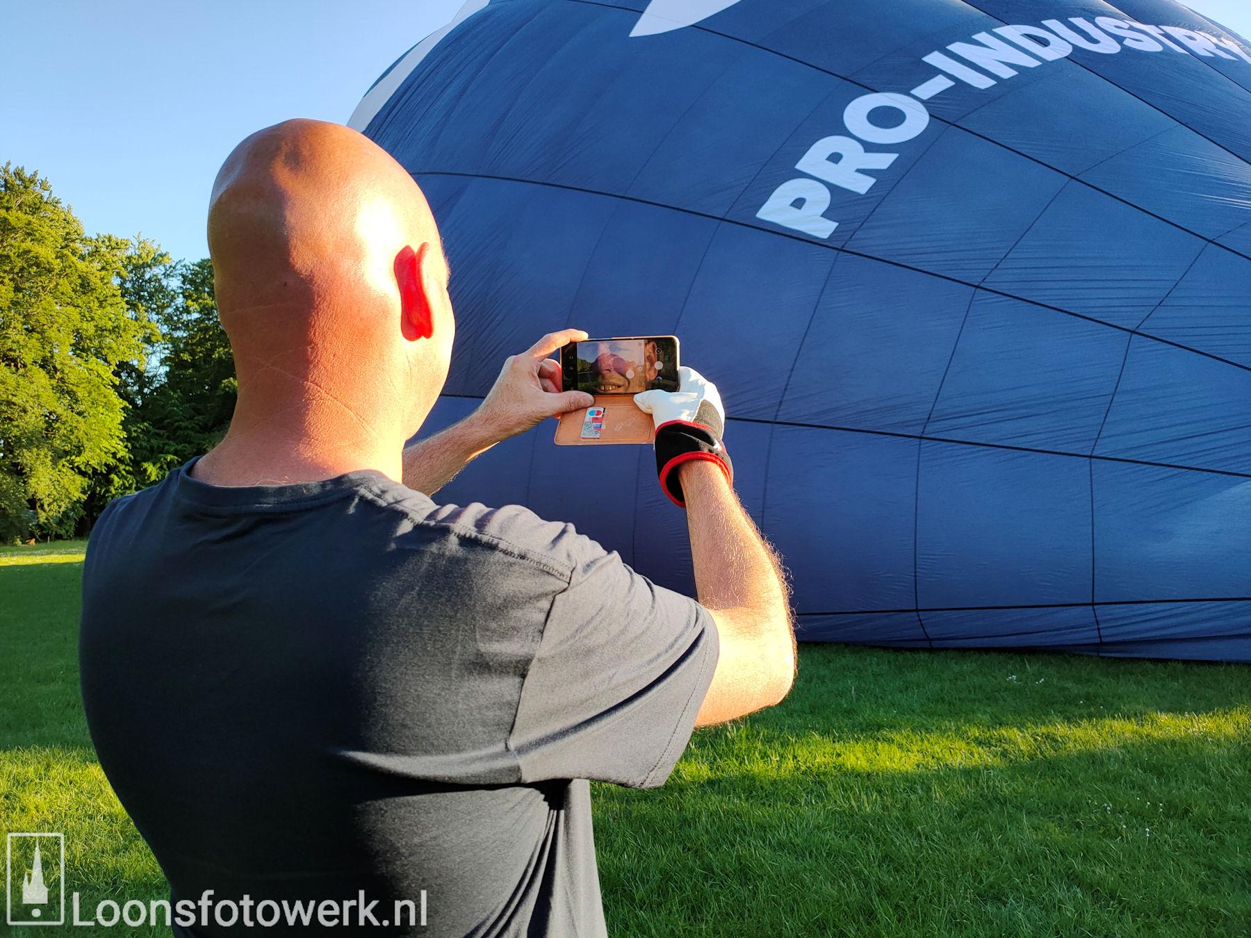 Ballonvaart vanaf de Kasteelweide 6