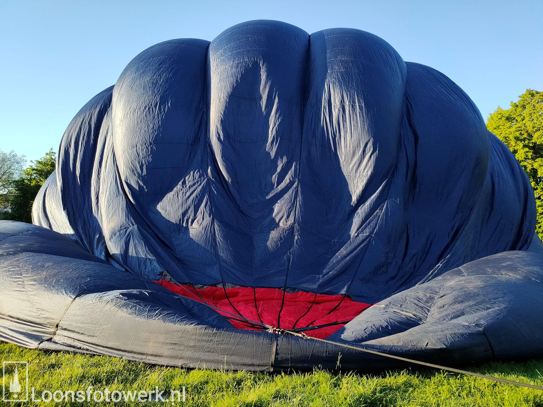 Ballonvaart vanaf de Kasteelweide 8
