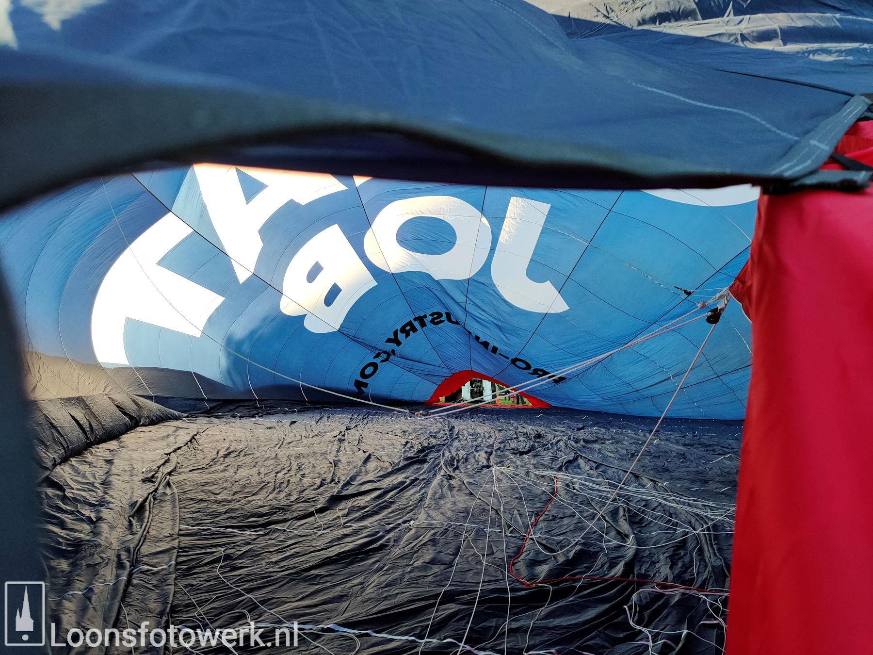 Ballonvaart vanaf de Kasteelweide 9