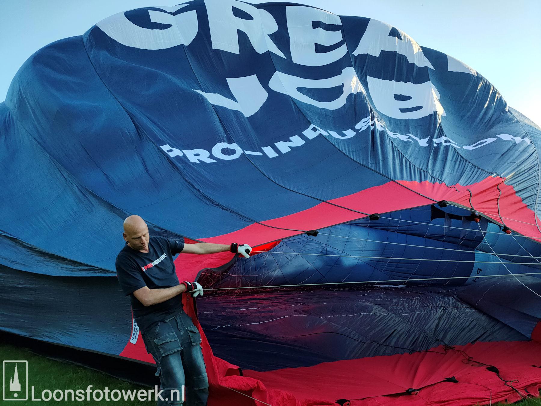 Ballonvaart vanaf de Kasteelweide 15