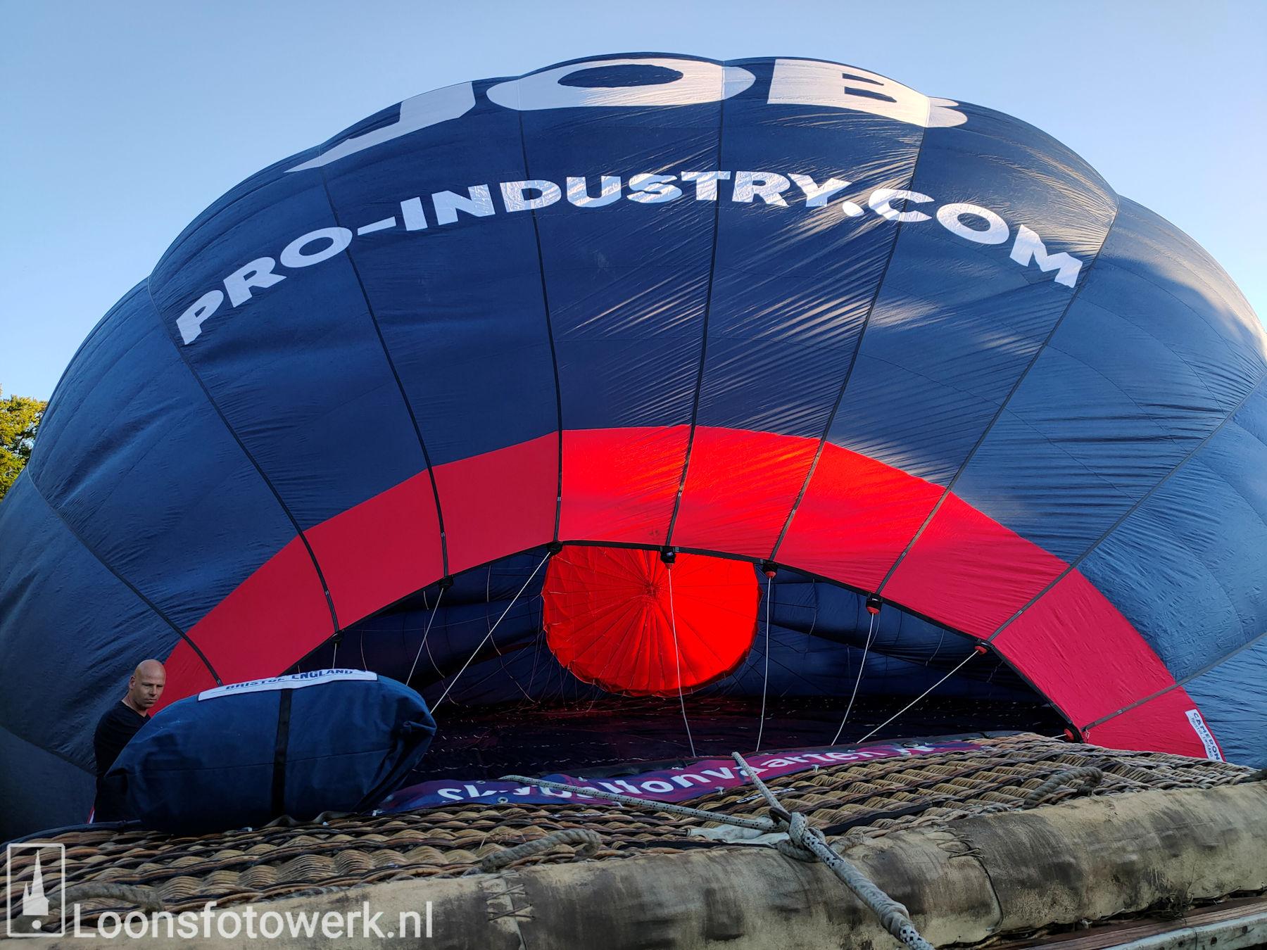 Ballonvaart vanaf de Kasteelweide 16
