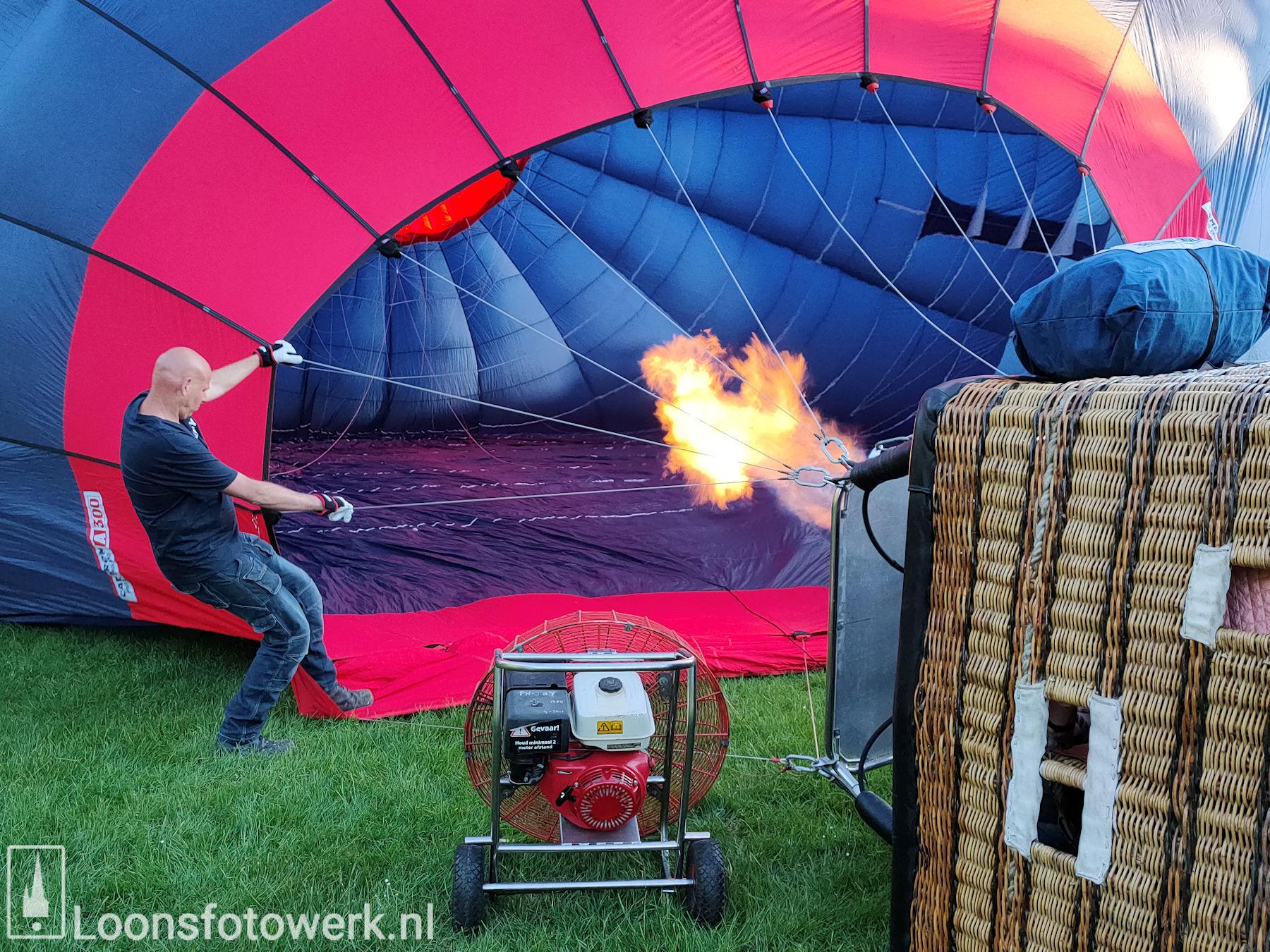 Ballonvaart Kasteelweide