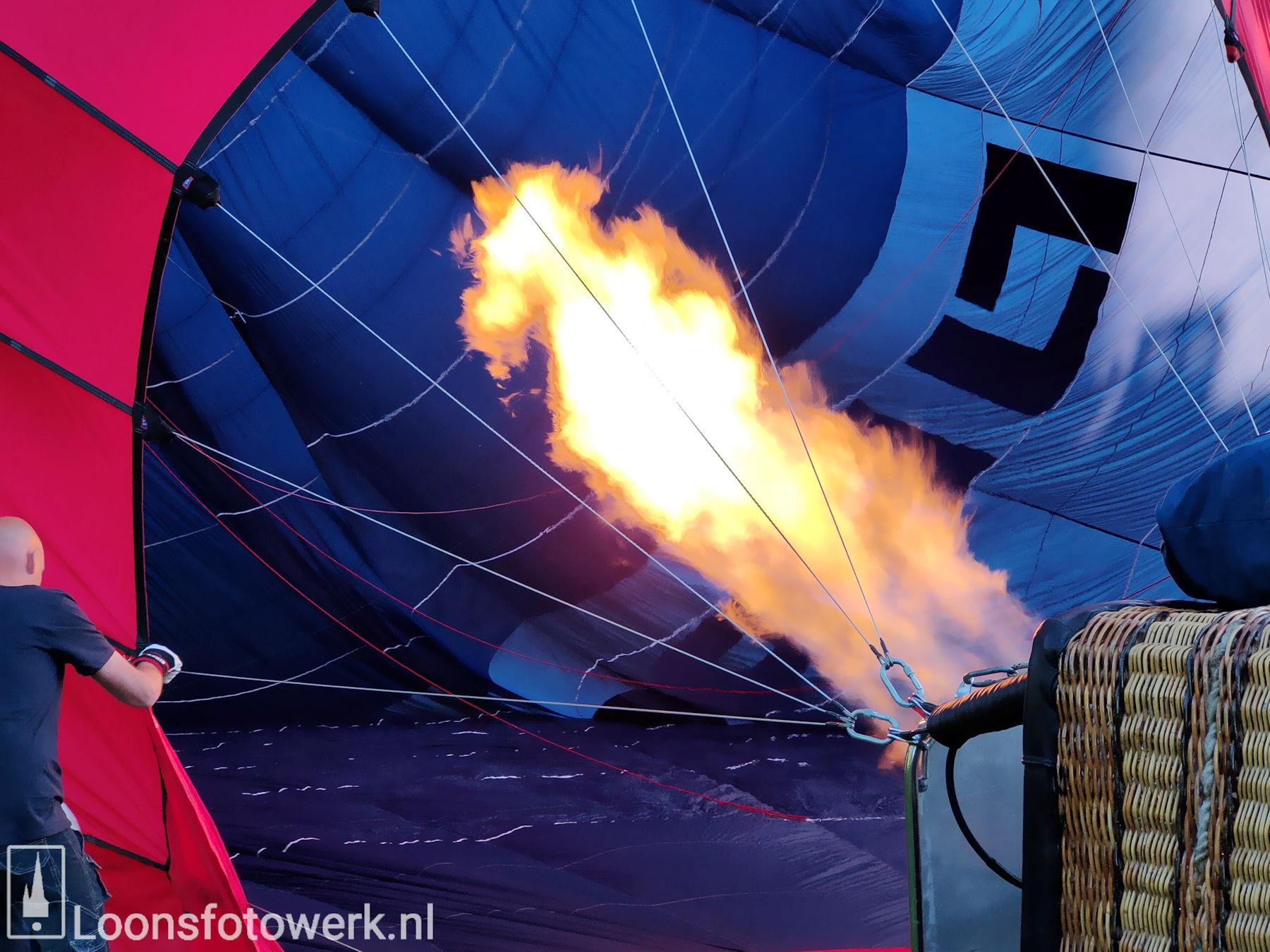 Ballonvaart vanaf de Kasteelweide 19