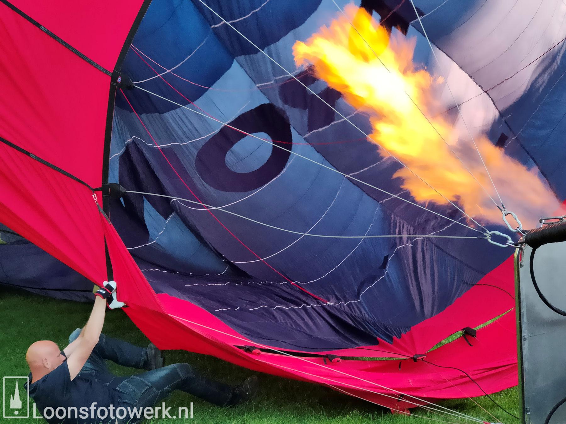 Ballonvaart vanaf de Kasteelweide 20