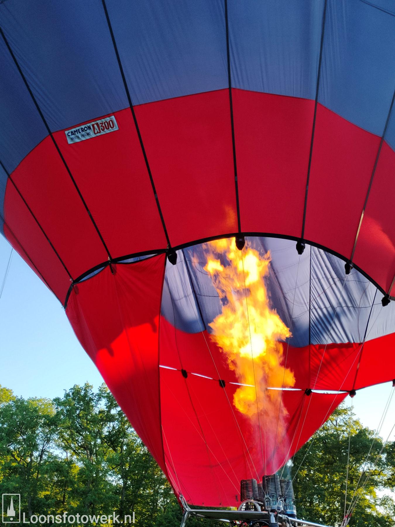 Ballonvaart vanaf de Kasteelweide 23