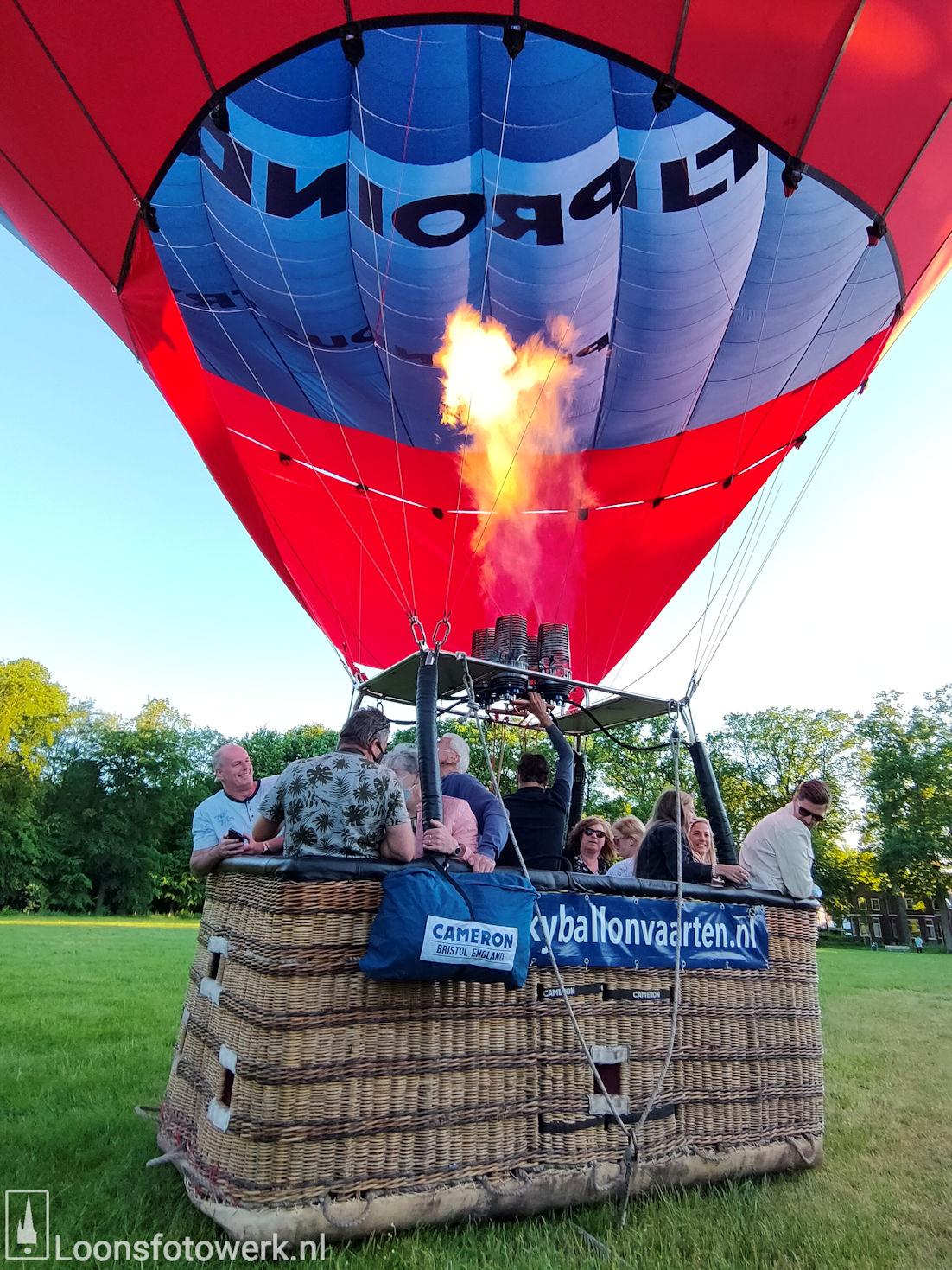 Ballonvaart vanaf de Kasteelweide 25