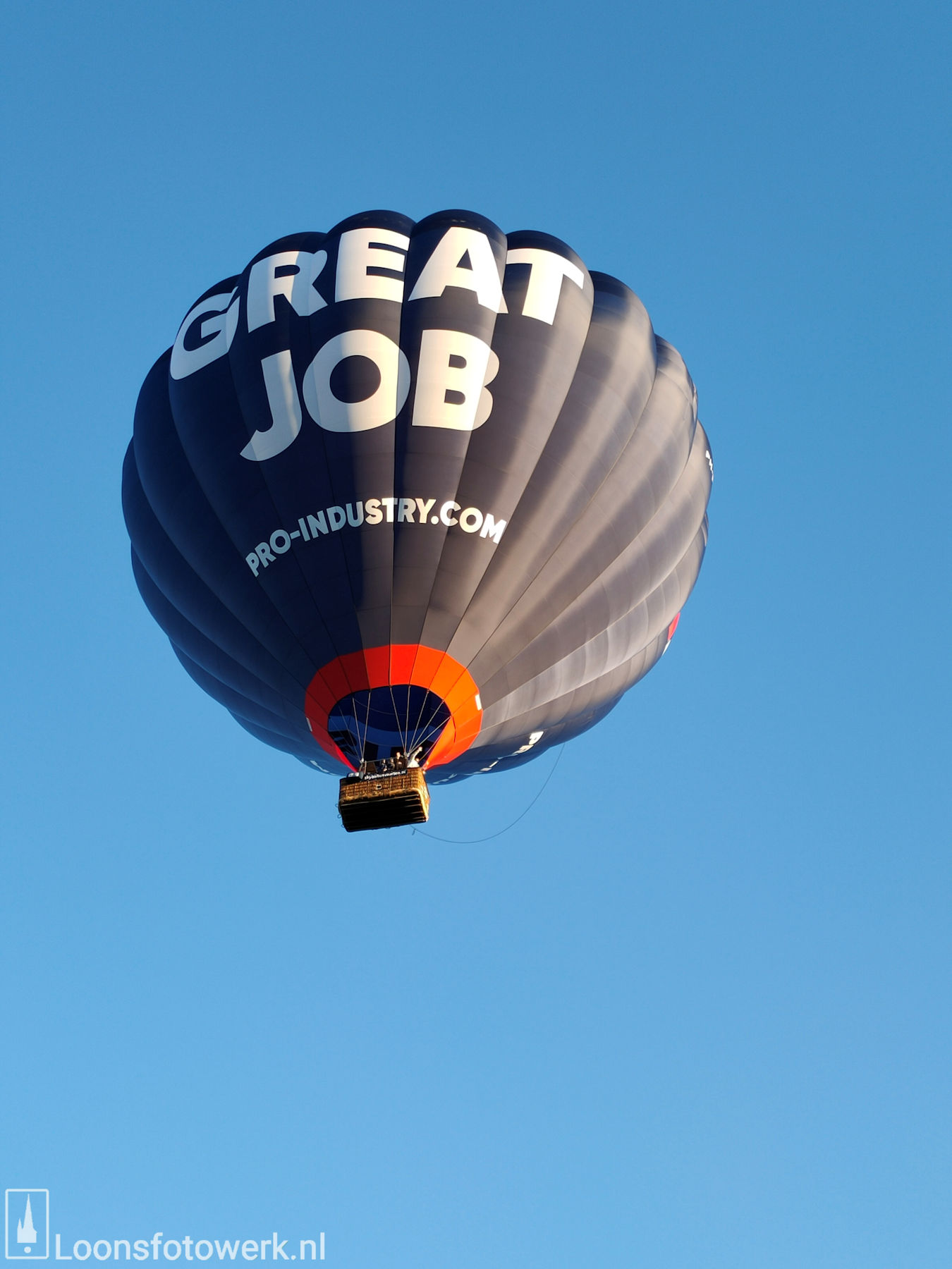 Ballonvaart vanaf de Kasteelweide 28