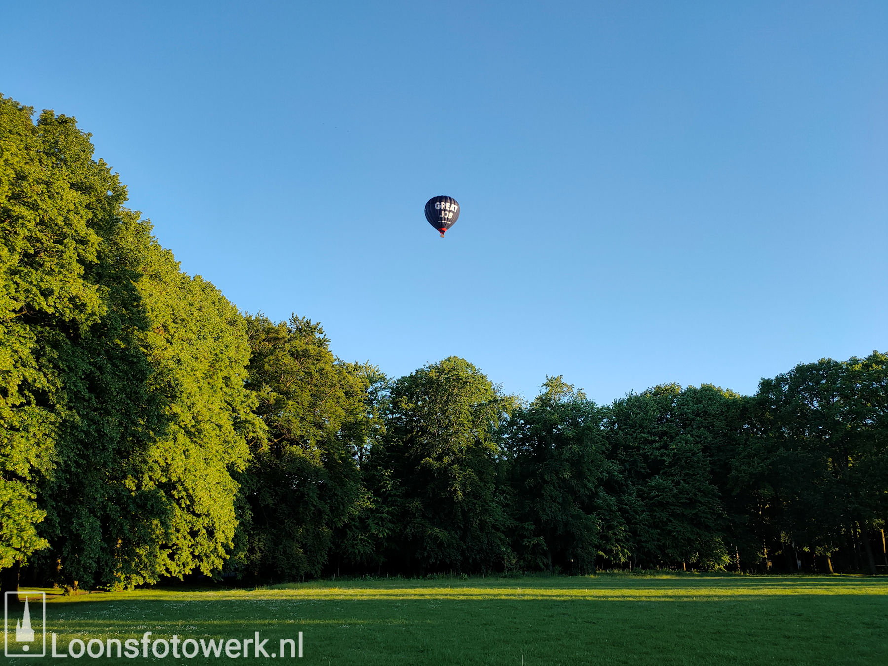 Ballonvaart vanaf de Kasteelweide 29