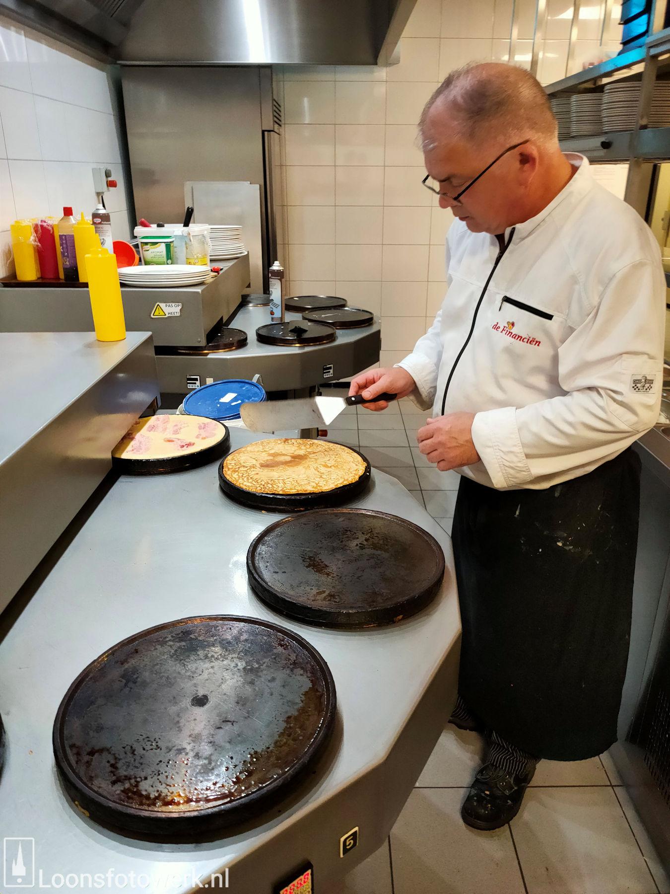Pannenkoekenrestaurant De Financiën 40