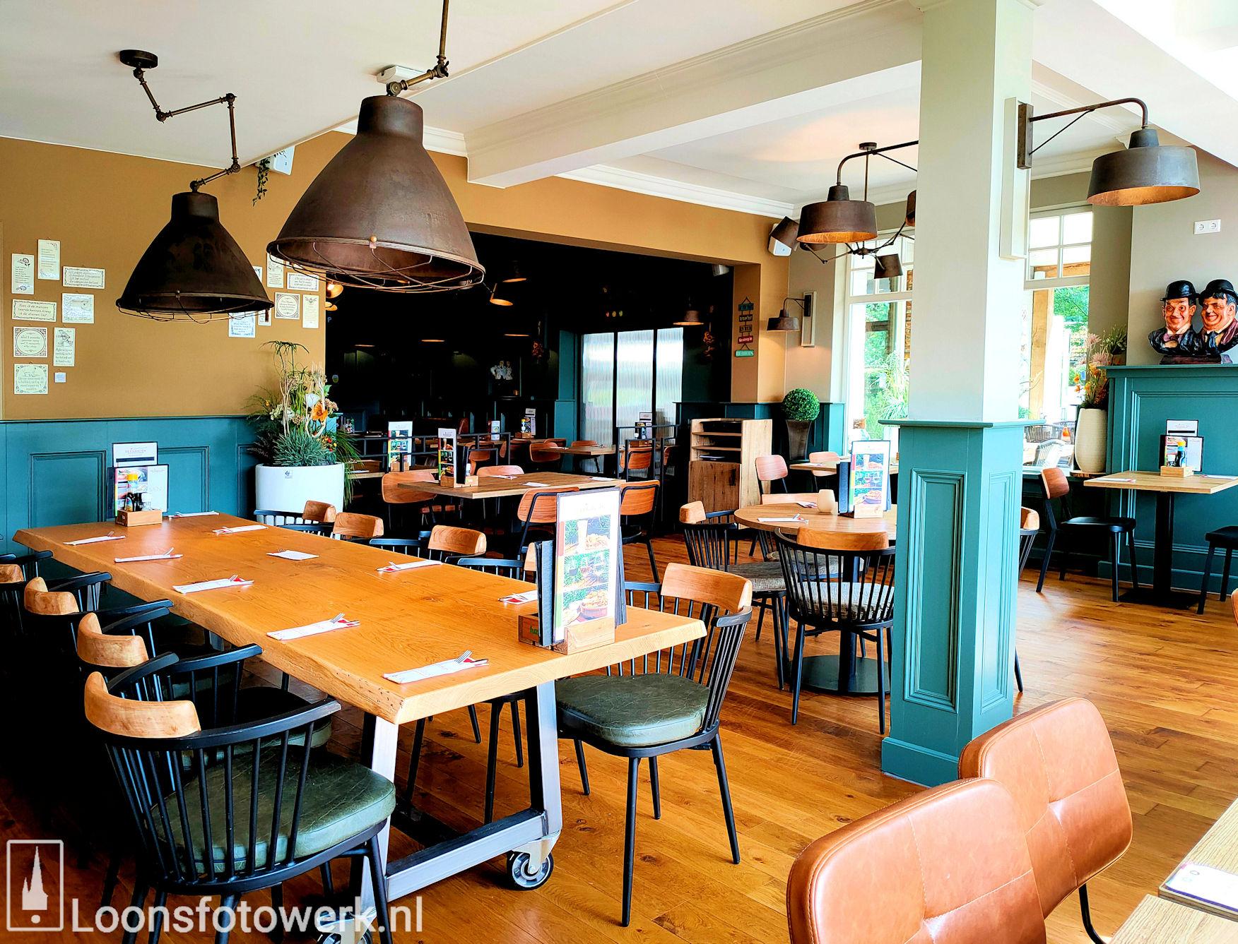 Pannenkoekenrestaurant De Financiën 86