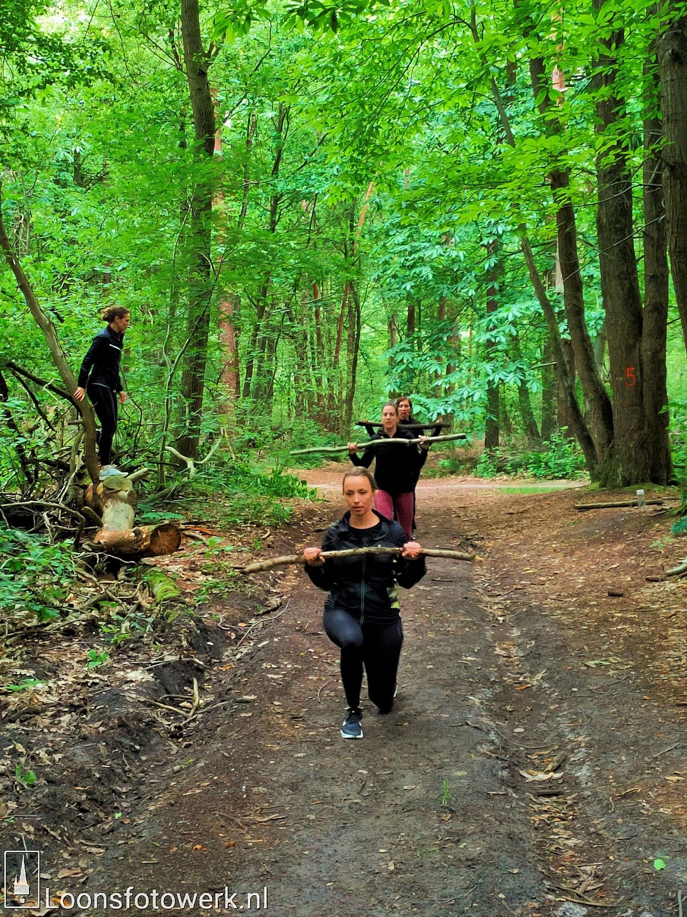 Bos & Duin trainingen voor vrouwen 3